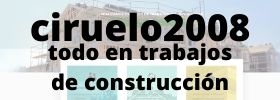 Construcciones Ciruelo 2008