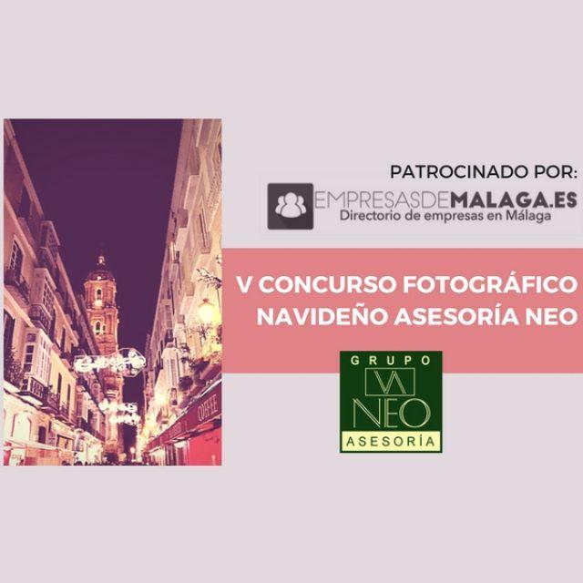 EMPRESASDEMALAGA.ES: Patrocinador del V Concurso Fotográfico Navideño Asesoría Neo