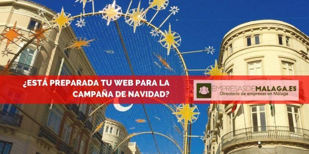 ¿Está preparada tu tienda online o web para la campaña de Navidad?