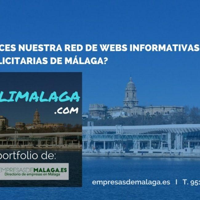 PubliMalaga: Red de guías exclusivas de Málaga